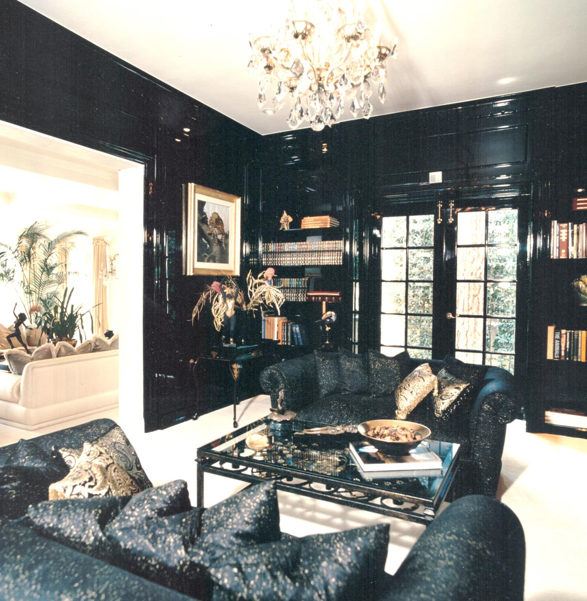 Charmant Beverly Hills Interior Design